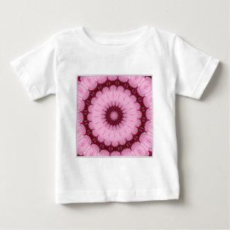 """""""Hibiskus-Kaleidoskop #34 """" Baby T-shirt"""