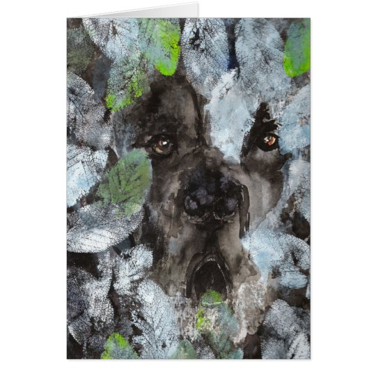 Hidden Dog Karte
