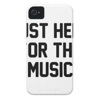 Hier für die Musik iPhone 4 Cover