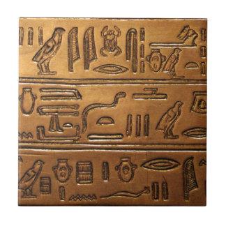 Hieroglyphen 2014-1020 fliese