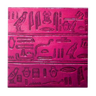 Hieroglyphs_2014_1052 Keramikfliese