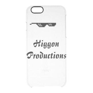 Higgon Produktionen iPhone 6/6s Fall klar Durchsichtige iPhone 6/6S Hülle