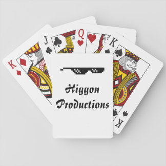 Higgon Produktions-Spielkarten Spielkarten
