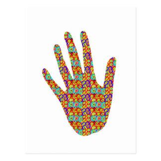 HIGH5 Highfive HandParty-Werbegeschenk GESCHENKE Postkarten