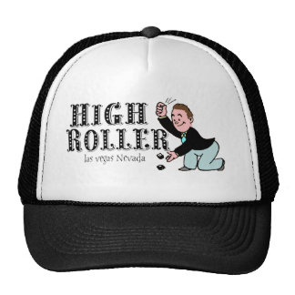 High Roller! - Las Vegas Retrokultmützen