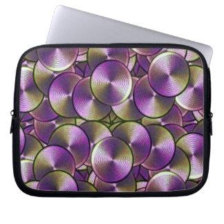 High-Teche Kreis-Elektronik-Tasche Laptop Computer Schutzhülle