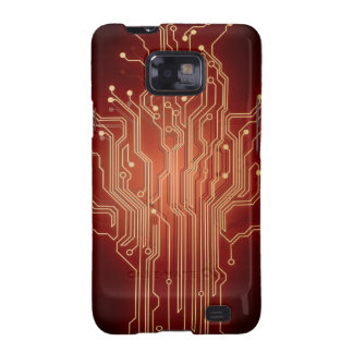 High-Techer Fall Computertechnologie-Samsungs S2 Samsung Galaxy SII Cover