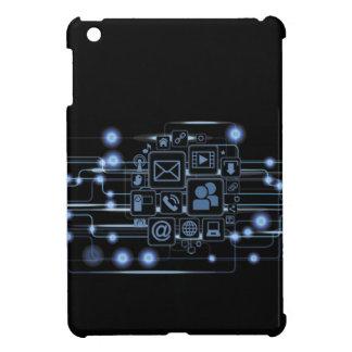High-Teches Konzept iPad Minifall iPad Mini Schale