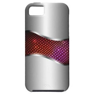 High-Teches metallisches Chrom-Sturzflugrot Schutzhülle Fürs iPhone 5