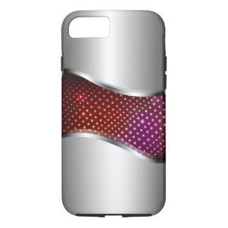 High-Teches metallisches Chrom-Sturzflugrot iPhone 8/7 Hülle