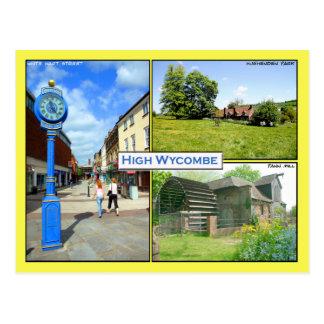 High Wycombe Postkarte