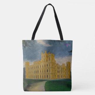 Highclere Schloss - Downton Abtei Tasche
