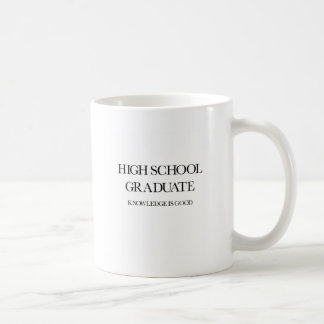 Highschool Absolvent Kaffeetasse
