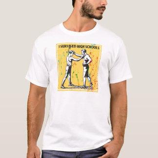 Highschool Fight T-Shirt
