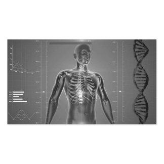 Hightech- Gesundheit Visitenkarten