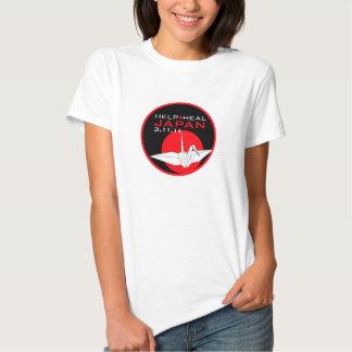 Hilfe heilen Japan-T - Shirt