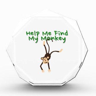 Hilfe meinen Affen finden Auszeichnung