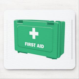 Hilfeausrüstungsentwurf Mauspad