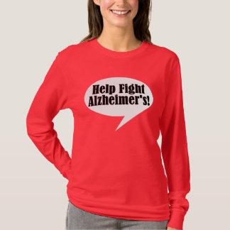 Hilfskampf-Alzheimer T - Shirt