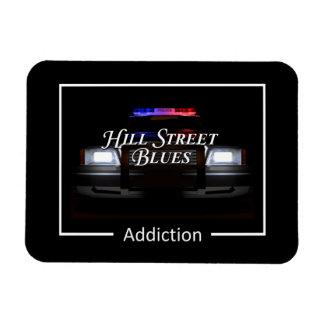Hill Street Blues Addiction Magnet