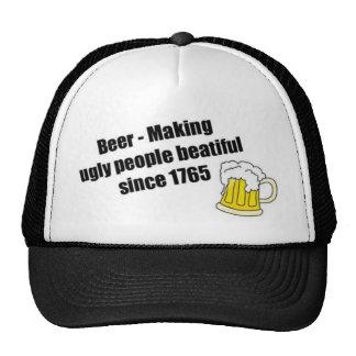 Hillarious Bier-Fernlastfahrer-Hut Retrokultmützen