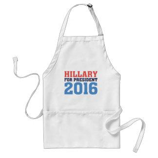Hillary 2016 schürze