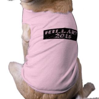 Hillary 2016 übertrug w/Hands - Haustier-Kleidung Shirt