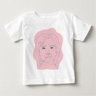 Hillary Baby T-shirt