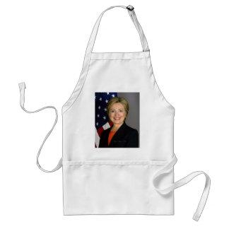 Hillary Clinton2 Schürze