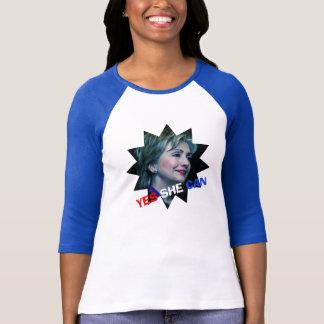Hillary Clinton 2016 - Ja kann sie T-Shirt
