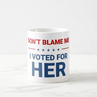 Hillary Clinton, Anti-Trumpf Kaffee-Tasse Kaffeetasse