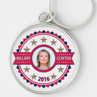 Hillary Clinton für Präsidenten 2016 Schlüsselanhänger