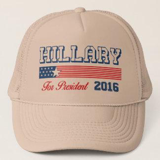 Hillary Clinton für Präsidenten Truckerkappe
