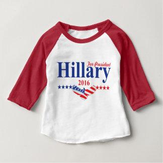 Hillary Clinton für Präsidenten Tshirt