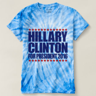 Hillary Clinton für T - Shirt 2016