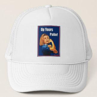Hillary Clinton, Rosie der Nieteneinschläger, Truckerkappe