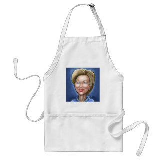 Hillary Clinton Schürze