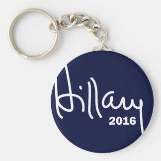 Hillary für Präsidenten 2016 Schlüsselanhänger