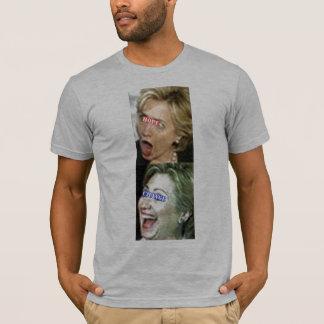 Hillary-Hoffnungs-Änderung T-Shirt