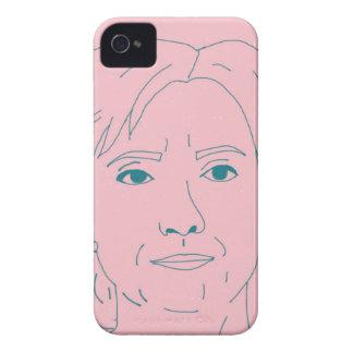 Hillary iPhone 4 Hülle