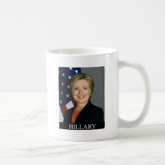 Hillary Kaffeetasse