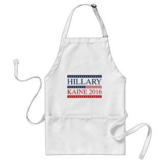 Hillary Kaine 2016 Schürze