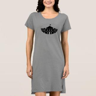 Hillary-Schlaf-Shirt Kleid