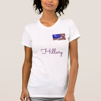 Hillary-T-Shirts T-Shirt
