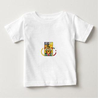 Hillary USA, der wählen stärker ist zusammen, eine Baby T-shirt