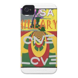 Hillary USA, der wählen stärker ist zusammen, eine iPhone 4 Hüllen