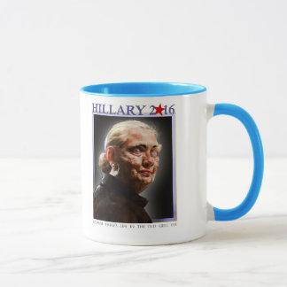 Hillarykaffee-Tasse 2016 Tasse