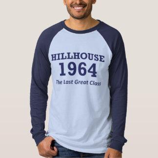 Hillhouse 'Jersey Baseball mit 64 Raglan T-Shirt