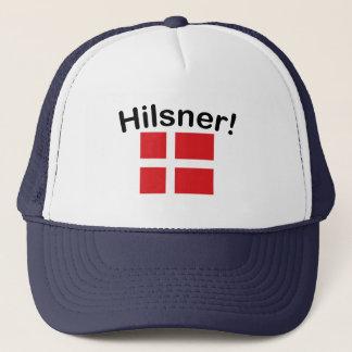 Hilsner! (Grüße!) Truckerkappe