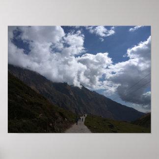 Himalajaschönheit 1 poster